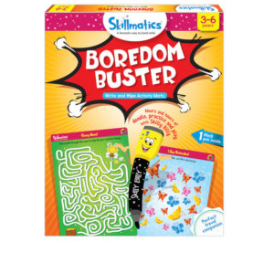 Boredom Buster Box by Skillmatics