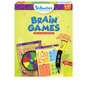 Brain Games by Skillmatics