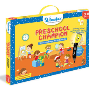 Skillmatics Preschool Champion Kit