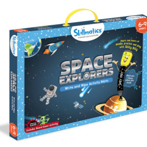 Space Explorers for Grown ups