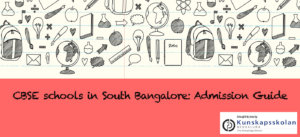 cbse schools in south bangalore