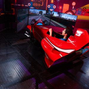 Gaming Arcade at iONA