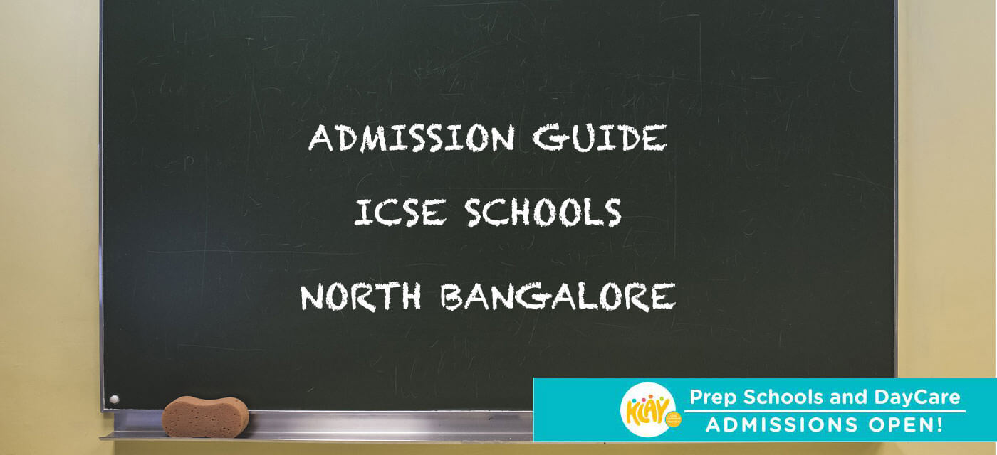 ICSE schools in North Bangalore: Admission Guide 2018-19 Cover Image