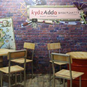 Kydzadda Bannerghatta Cafeteria