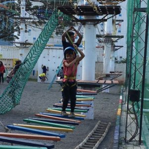 Adventure Sports at Playgym Marathahalli