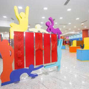 Playtime at Girias Children's Explorium
