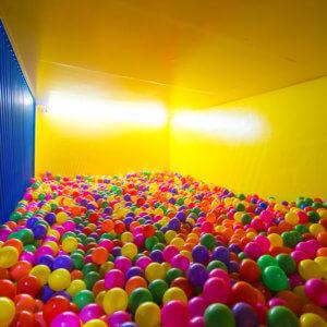 Kids Ball Pool at Girias Children's Explorium