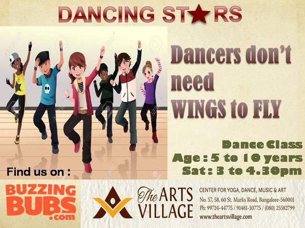 Dancing Stars, St  Marks Road, Bangalore