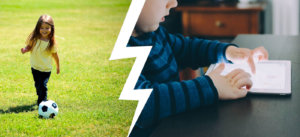 Reduce screen time for your kids using these simple and effective techniques. Help them dis-engage from technology and re-connect with being a child again.