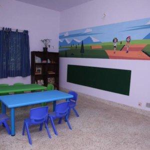 Kid street Preschool Classroom