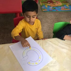 Child Feeling Letters
