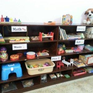 Structured Classrooms at Kidstreet Preschool