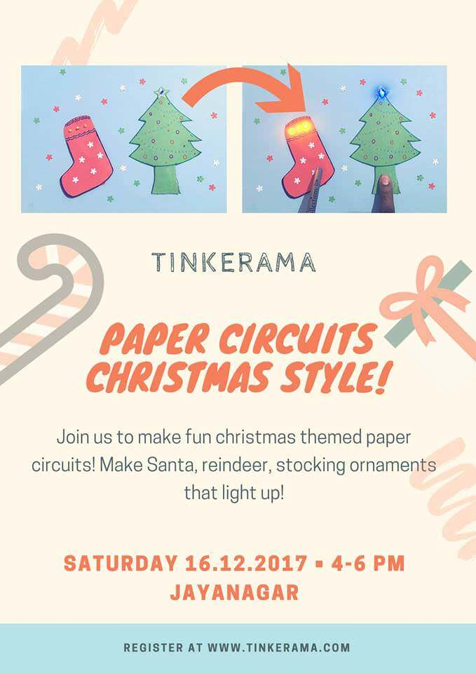 Paper Circuits Christmas Style Cover Image