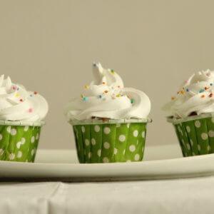 Vanilla Flavour Cupcakes