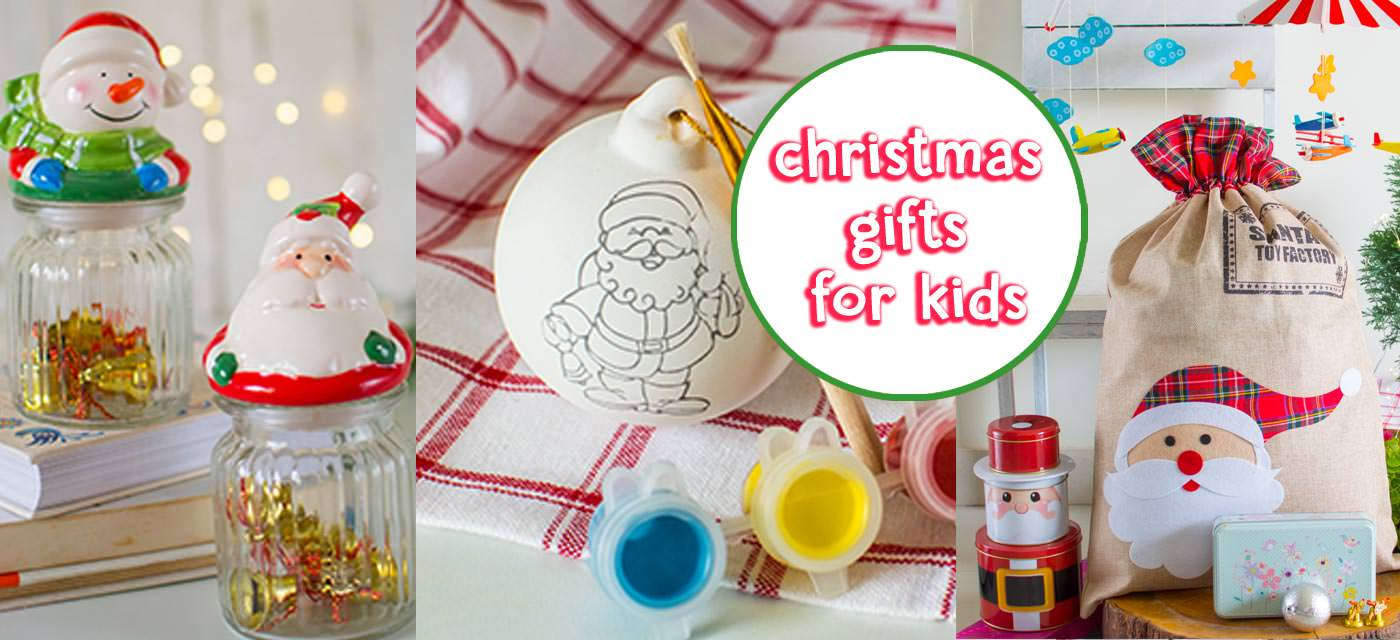 11 Unique Gifting Ideas for kids this Christmas Season from Dottedi Cover Image