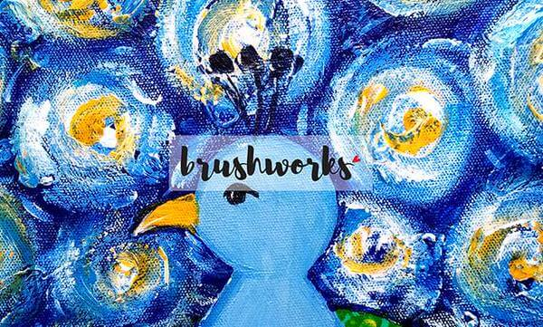 Kiddy Brushworks Cover Image