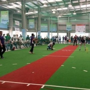 Book Indoor Cricket at Play Factory