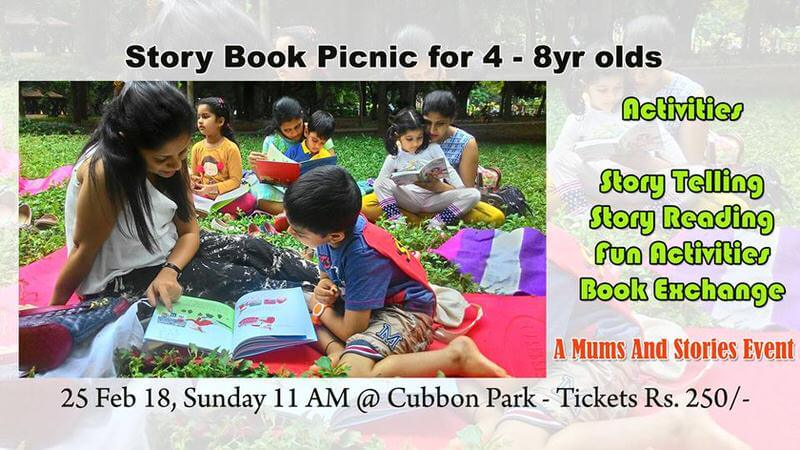 Story Book Picnic Cover Image