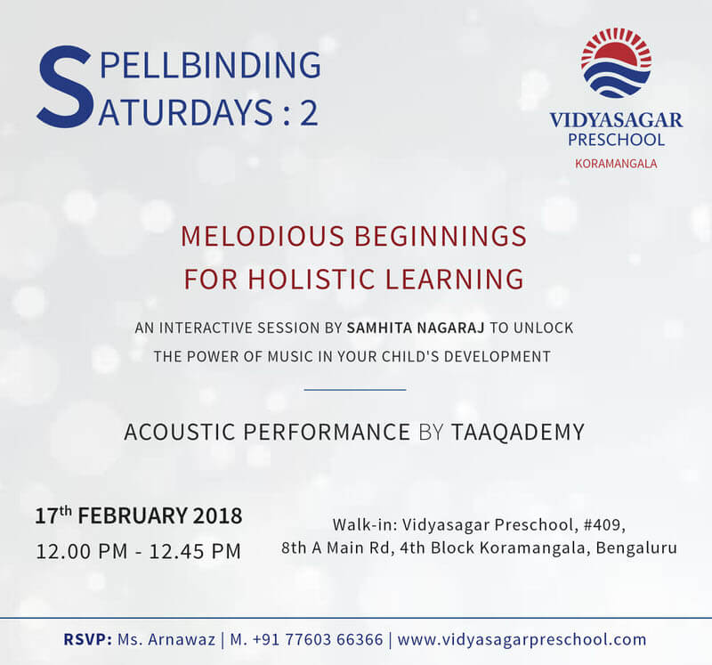 Spellbinding Saturdays Cover Image