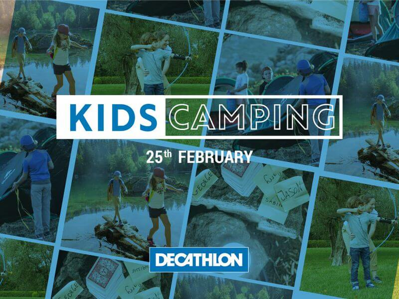Kids Camping 2018 Cover Image