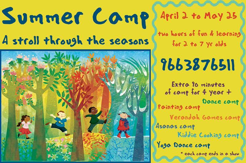 Vidyarambh Summer Camp Cover Image