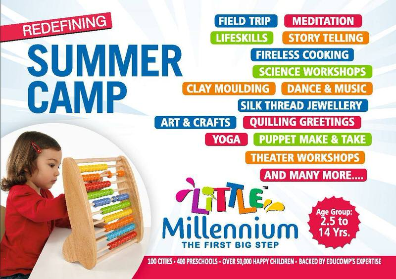 Little Millenium Summer Camp Cover Image