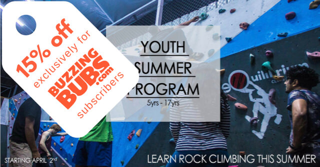 Youth Summer Program at Equilibrium Climbing Station Cover Image