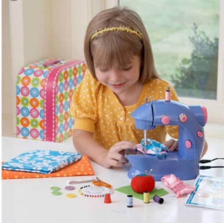 Sewing & Embroidery Summer Camp for Kids Cover Image