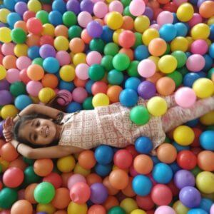 Ball Pool Fun at Twinkles