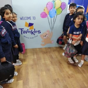 Preschool Visits at Twinkles