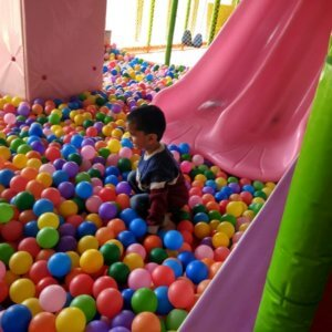 Ball Pool and Slides at Twinkles