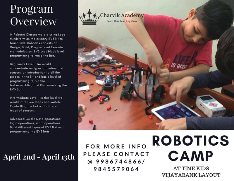 Robotics Summer Camp Cover Image