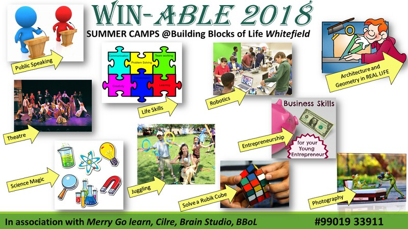 Building Blocks of Life Summer Camp Cover Image
