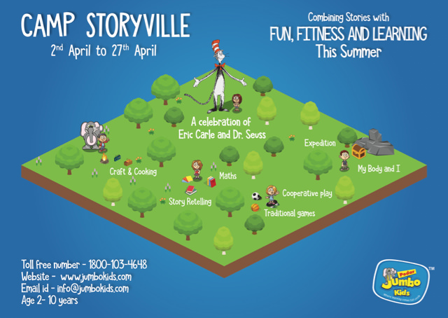 Camp Storyville Cover Image