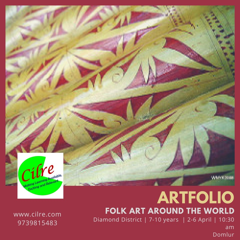 ArtFolio: Folk Art Around the World Cover Image