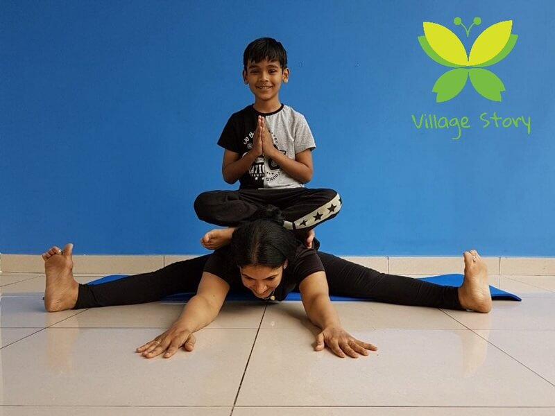 Yoga Se Hoga Cover Image