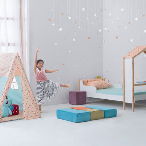 Kids Room Furniture for rent by Furlenco