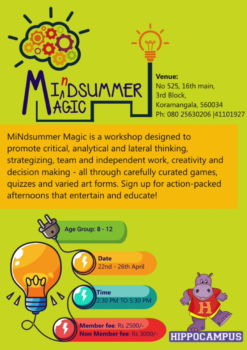 MiNdSummer Magic 2019 Cover Image