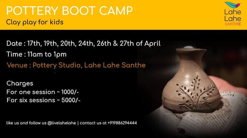 Pottery Boot Camp Cover Image