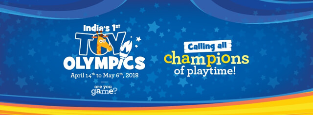 Toy Olympics Cover Image