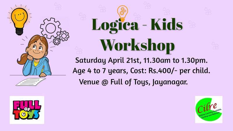 Logic – Kids Workshop Cover Image