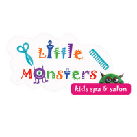 Logo of Little Monsters Kids Spa & Salon