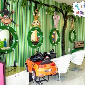 Little Monsters Kids Spa and Salon