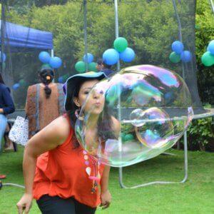 Bubble Tricks for Kids