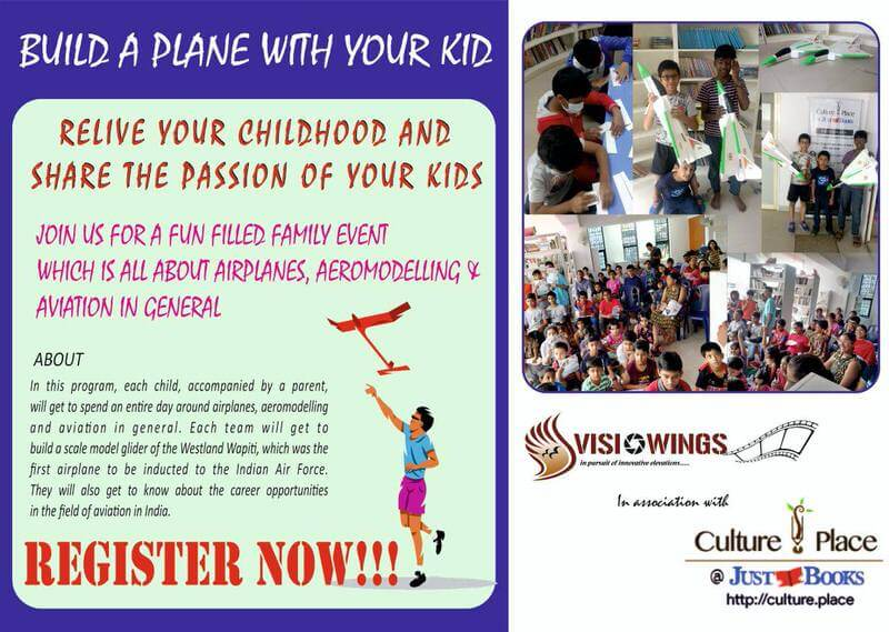 Build a Plane with your Kids Cover Image