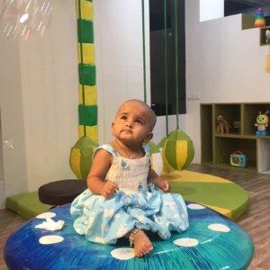 Kids Mundan at Little Monsters Spa & Salon