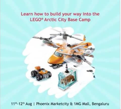 LEGO Arctic Workshop Cover Image