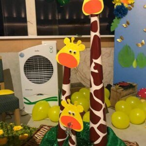 Birthday Centre Piece