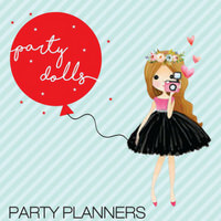 Logo of Party Dolls