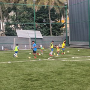 Football Coaching at Brazilian Soccer Schools